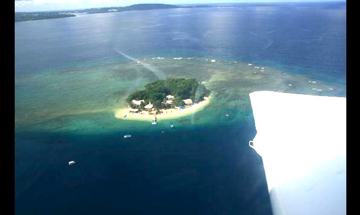 Luganville Vanuatu  city pictures gallery : PARADISE BY AMPHIBIOUS SEAPLANE!