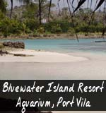 Bluewater Island Resort Aquarium