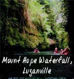 Mount Hope Waterfall